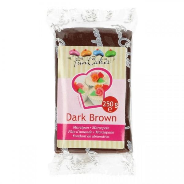 FunCakes Marzipan dark brown