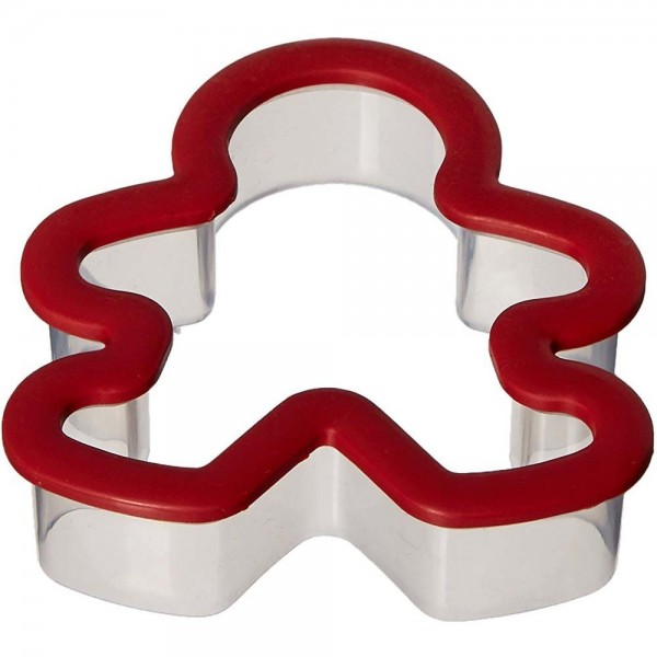 GRIPPY LEBKUCHEN BOY COOKIE CUTTER