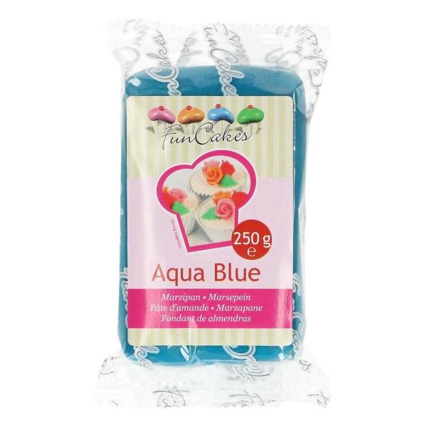 FunCakes Marzipan Aqua Blue