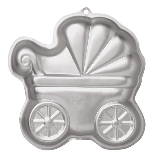 WILTON BABY BUGGY BACKFORM