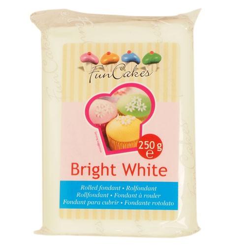 Fondant Bright White 250g