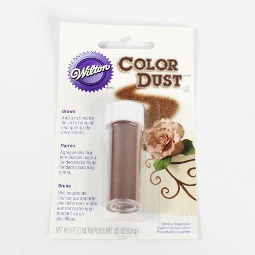 Wilton Color Dust Brown/Braun