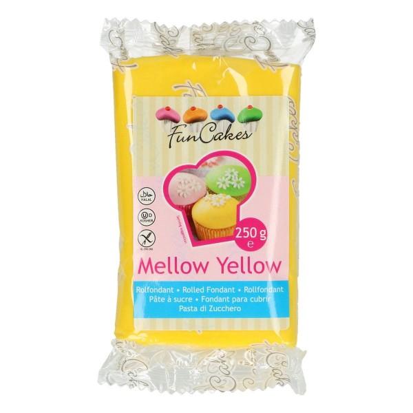 FunCakes Fondant Mellow Yellow