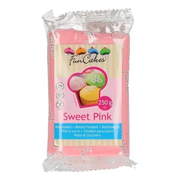 FunCakes Fondant Sweet Pink