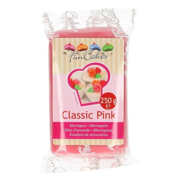 FunCakes Marzipan Classic Pink