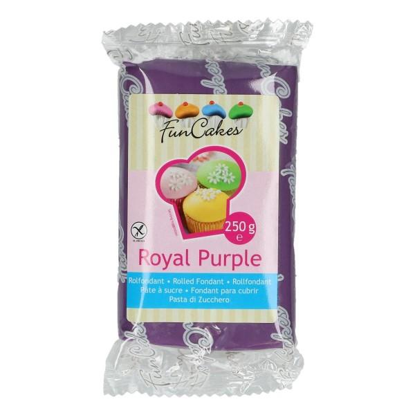 FunCakes Fondant Royal Purple